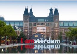 I amsterdam Store in Amsterdam