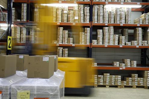 orders verwerken met magazijnbeheer