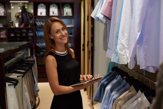 Compleet overzicht in winkel en webshop