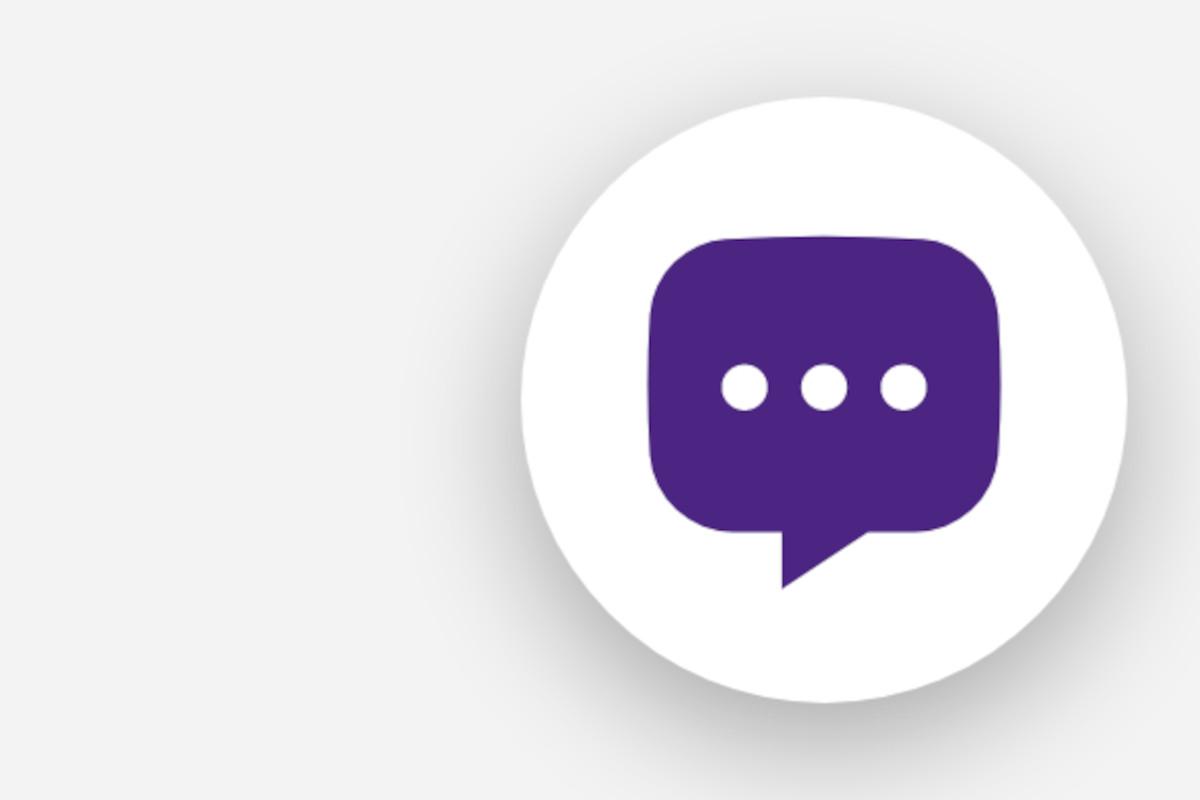 Chatfunctie voor de helpdesk