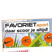 Logo Favoriet Sport